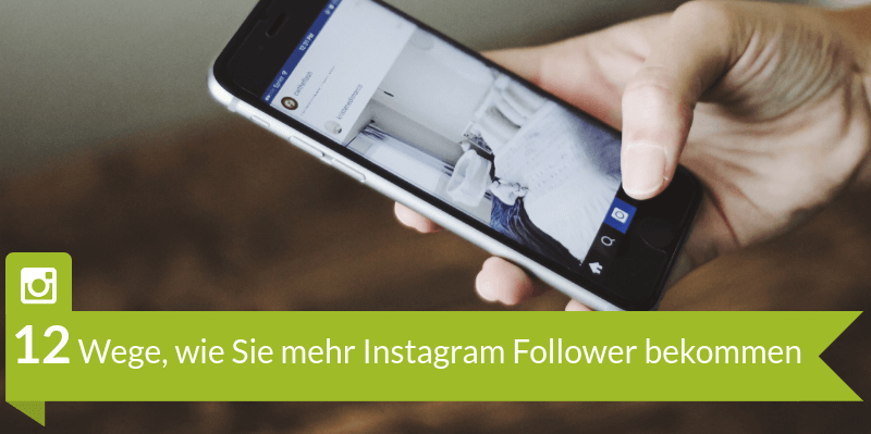 follower bekommen instagram